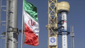 Satélite iraní Nahid-1, preparado para lanzamiento