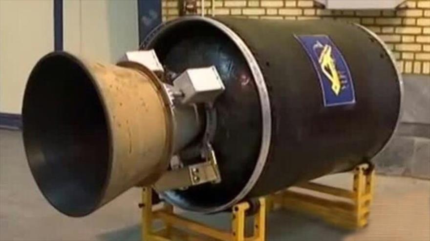 Vídeo: Nuevo motor iraní fortalece los misiles ante el enemigo