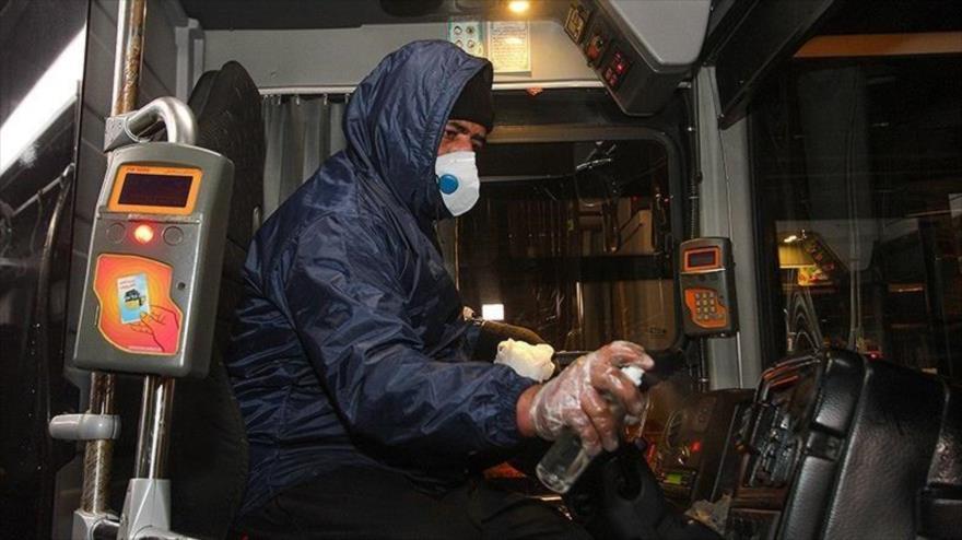 Irán moviliza toda su fuerza para combatir el nuevo coronavirus | HISPANTV
