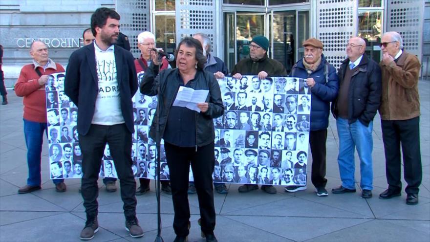 Madrid borra poesías del memorial de víctimas de la guerra civil