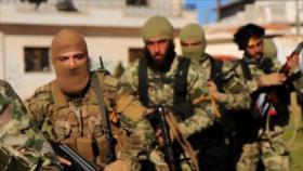 Elementos armados apoyados por Ankara cortan agua a civiles sirios