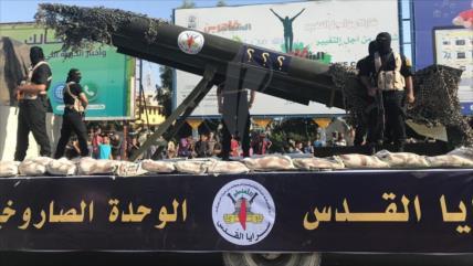 Yihad Islámica promete responder a nuevas agresiones de Israel