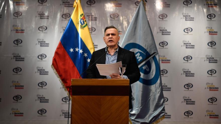Fiscal general venezolano: Guaidó ejerce políticas de exterminio