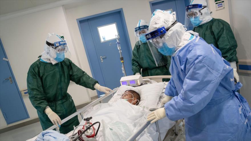 EEUU esconde cifra de contagios por coronavirus a su población | HISPANTV