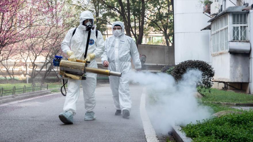 Nuevas cifras: China sube a 2663 los muertos por el coronavirus