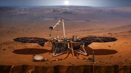 NASA registra en Marte 174 eventos sísmicos en una sola misión
