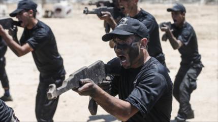 Palestinos ven la resistencia como la única opción ante Israel