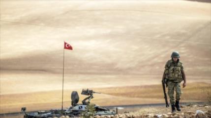 Erdogan confirma la muerte de dos soldados turcos en Libia