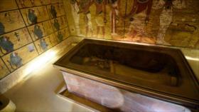 Hallan en Egipto posible cámara secreta de hace 3000 años