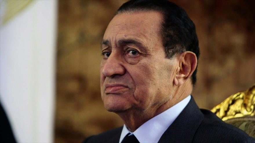 Muere el exdictador de Egipto Hosni Mubarak a los 91 años