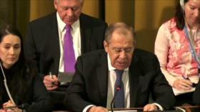 Bombardeo israelí en Gaza. Tensión Rusia-EEUU. Coronavirus - Boletín: 12:30 - 25/02/2020