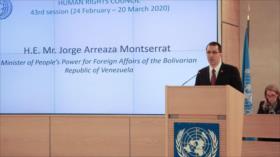 """Venezuela tacha al Tesoro de EEUU de ser el """"Pentágono económico"""""""