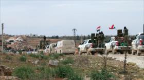 Siria gana más terreno en Idlib y se acerca a otro feudo terrorista