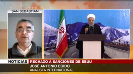 """Egido: El pueblo iraní infligirá una """"gran derrota"""" a EEUU"""