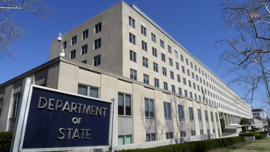 La sede del Departamento de Estado de EE.UU.