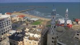 Franja de Gaza recupera una precaria calma en primer día de tregua