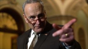 Demócratas critican la inacción de Trump ante crisis de coronavirus