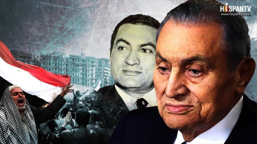 Perfil: Hosni Mubarak