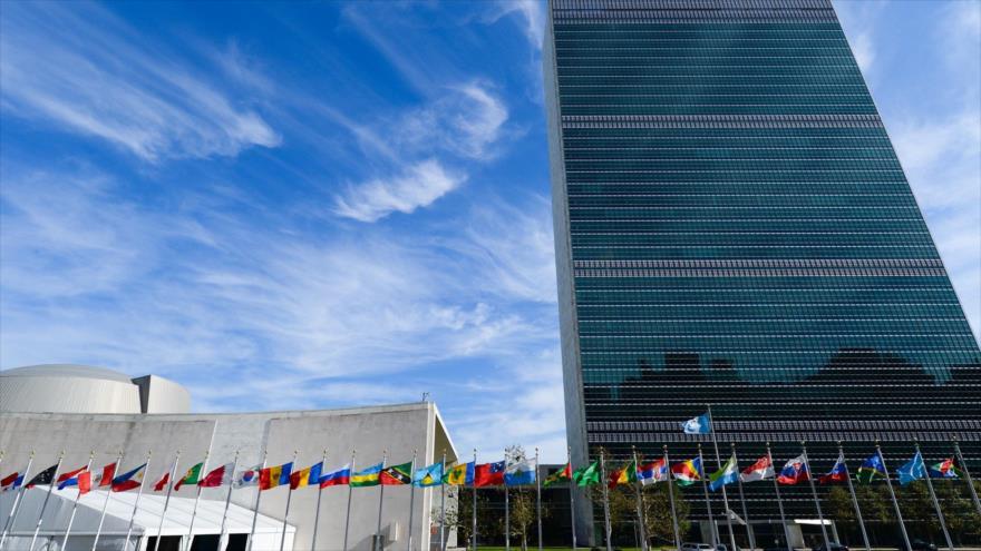 Sede de la Organización de Naciones Unidas (ONU), Nueva York, Estados Unidos.