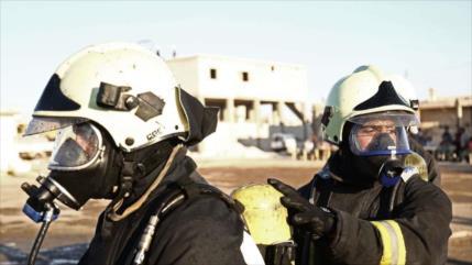 Rusia: Occidente impulsa guerra mediática de 'cascos blancos'