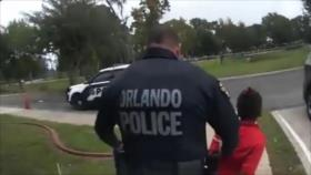 Vídeo: Policía de EEUU detiene a una niña de 6 años en escuela