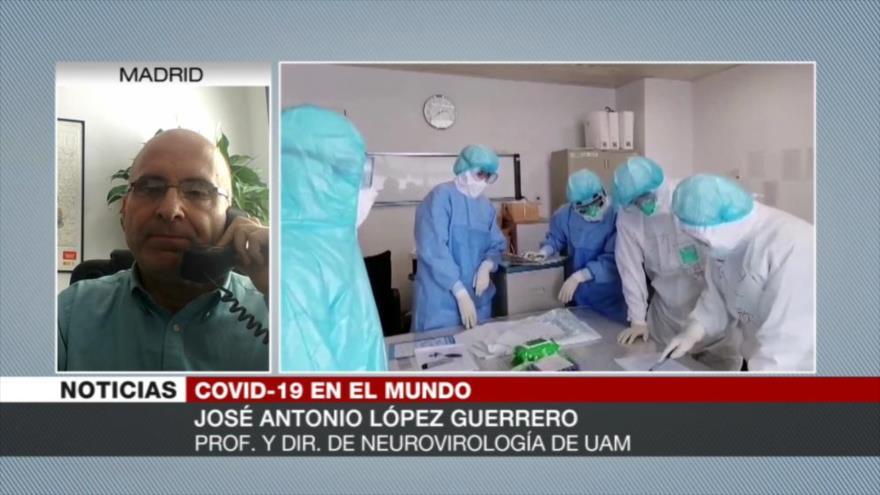 López: España vive una alarma social por el nuevo coronavirus