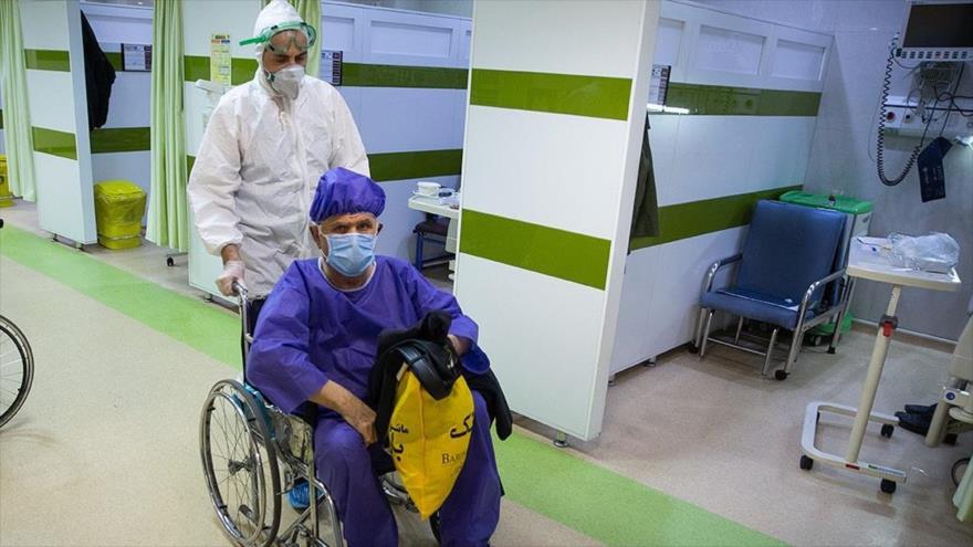 39 pacientes de coronavirus han superado la enfermedad en Irán | HISPANTV