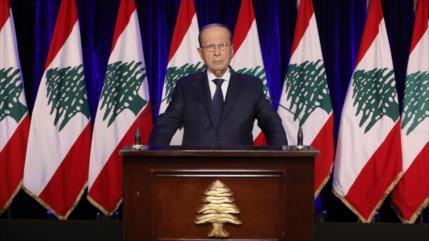 El Líbano reta a Israel y se suma a productores de petróleo