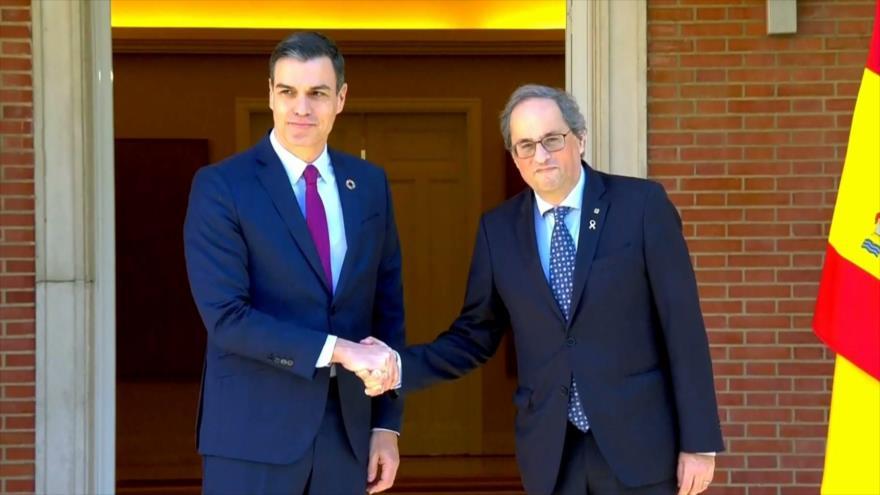 Coronavirus. Palestina pide sanciones a Israel. Crisis catalana - Boletín: 20:30 - 26/02/2020