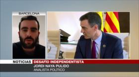 Diálogo sobre Cataluña debe abordar el orden constitucional