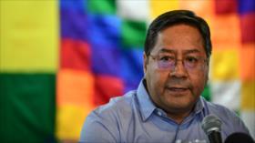 Arce: gobierno de facto destruyó economía de Bolivia en tres meses