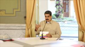 Maduro asegura que los venezolanos rechazan las medidas de EEUU