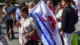 Arranca campaña en Chile para decidir futuro de Constitución
