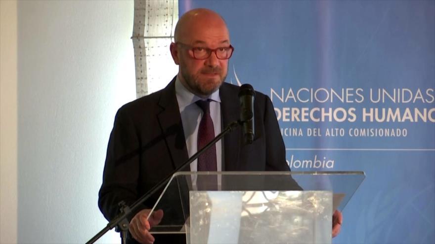 "La ONU alerta sobre violencia ""endémica"" en Colombia | HISPANTV"