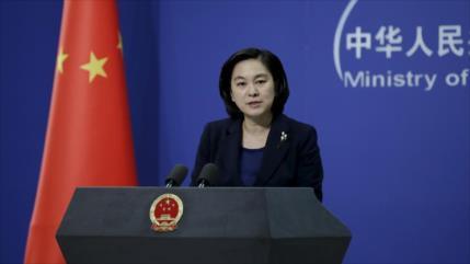 China cita a diplomático de EEUU en rechazo a comentarios de Pompeo