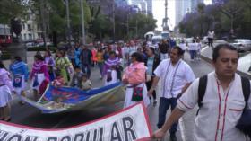 Padres de los 43 desaparecidos de Ayotzinapa piden resultados, ya