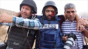 Informe: Disparos israelíes dejaron ciegos a 21 palestinos en Gaza