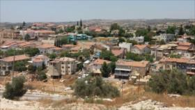 Israel aprueba construcción de 1800 casas ilegales en Cisjordania