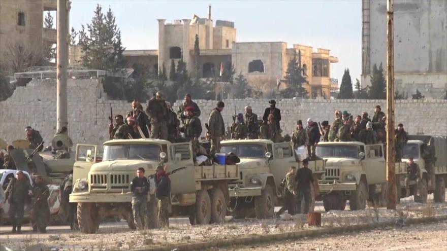 Ejército sirio recupera el sur de Idlib pese a agresión turca