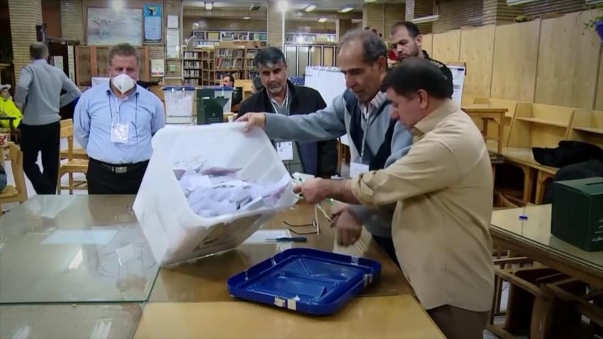 Irán Hoy: Resultado de elecciones de Irán 2020