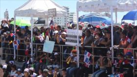 Dominicanos reclaman transparencia en celebración de elecciones