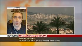 Lobato: Occidente otorga impunidad a expansionismo de Israel