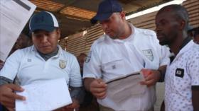 Brindan trabajo a migrantes refugiados en frontera sur de México