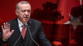 Vídeo: Propósito de Turquía en contra de las operaciones sirias