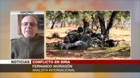 """""""Ante capacidad de Rusia, Turquía no tiene mucha opción en Siria"""""""