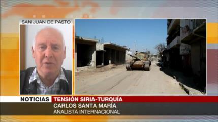 Santa María: Siria sacará a todas las fuerzas ocupantes de su suelo