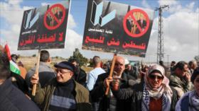 Políticos europeos repudian el plan anti-Palestina de EEUU