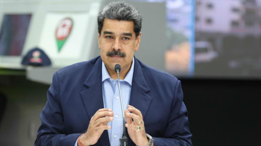 Maduro cree que el coronavirus es un arma de guerra contra China
