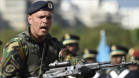 Maduro anuncia maniobras contra terroristas de Colombia y EEUU