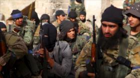 Vídeo: Terroristas proturcos torturan a un soldado sirio capturado